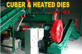 Cuber & Heated Dies